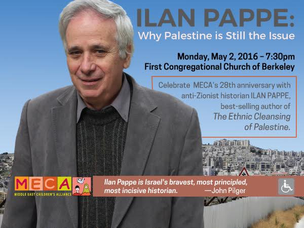 Ilan Pappé: Why Palestine Is Still The Issue