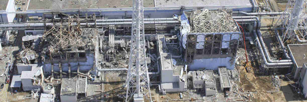 Fukushima Units 3 and 4, March 24, 2011