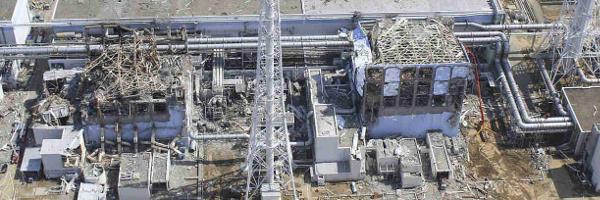 Fukushima Units 3 and 4, March 24, 2011